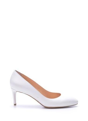 Derimod Kadın Ayakkabı(19081) Klasik Beyaz